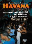 04 юли: HAVANA Noche 10 @ MORGAN's Bar with Salsa Doctors DJ Circle & Dj ALDi
