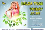 от 03 юли: FRIDAY SUMMER SALSA PARTY @ Бялата шатра