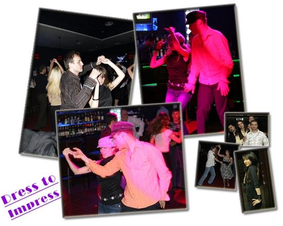Dress to Impress Salsa Party във Варна